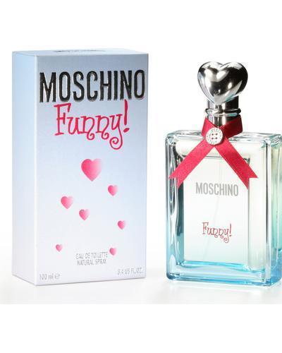 Парфюмированная вода женская (духи)  Moschino Funny 100 мл