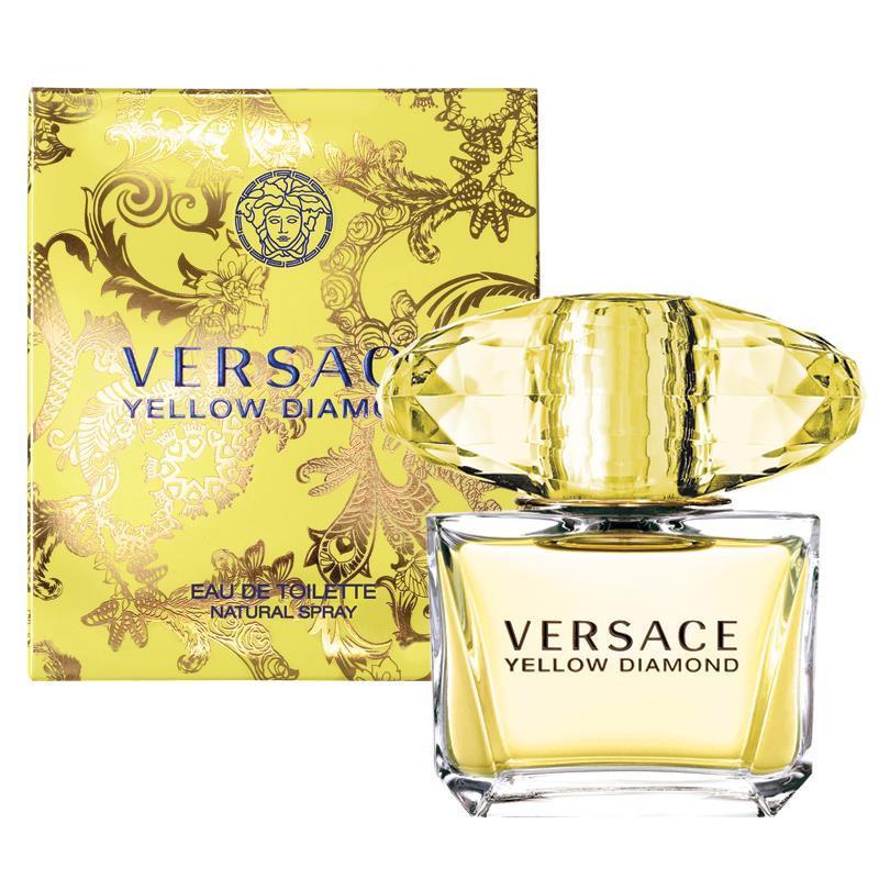 Парфюмированная вода женская (духи) Versace Yellow Diamond 100 мл