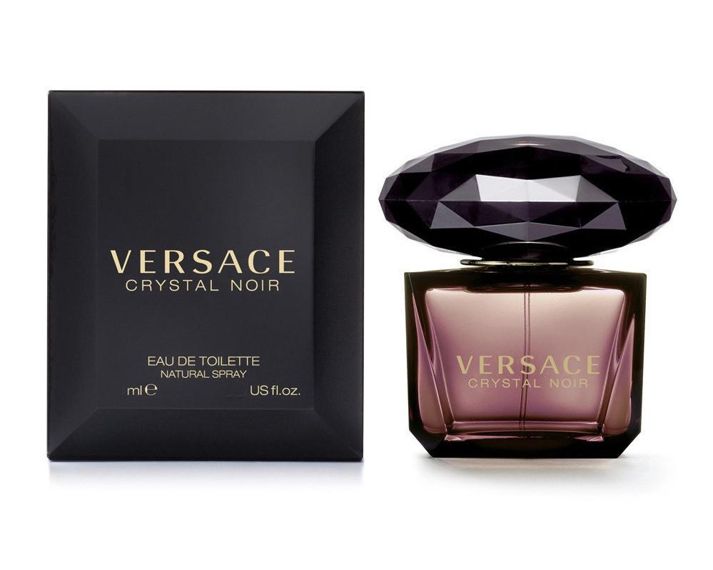 Парфюмированная вода женская (духи)  Versace Crystal Noir 100 мл