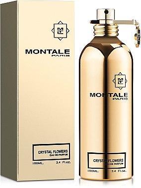 Парфюмерная вода женская (духи)  Montale Crystal Flowers 100 мл