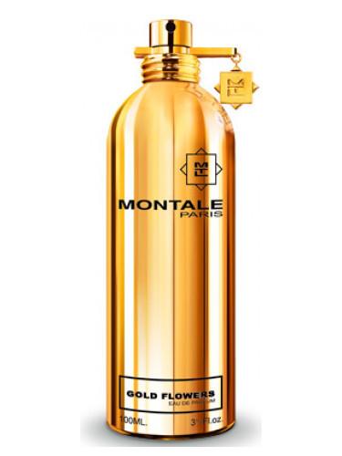 Парфюмерная вода женская (духи)  Montale Gold Flowers 100 мл