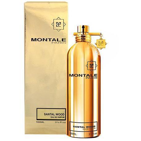 Парфюмерная вода женская (духи)  Montale Santal Wood Travel Edition 100 мл