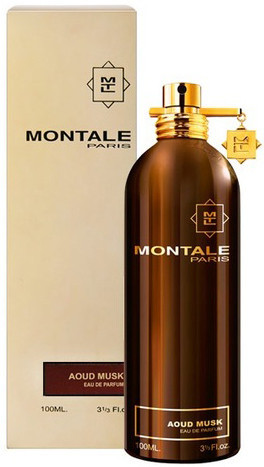 Парфюмерная вода женская (духи)  Montale Aoud Musk 100 мл