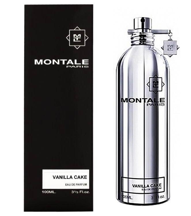 Парфюмерная вода женская (духи)  Montale Vanilla Cake 100 мл