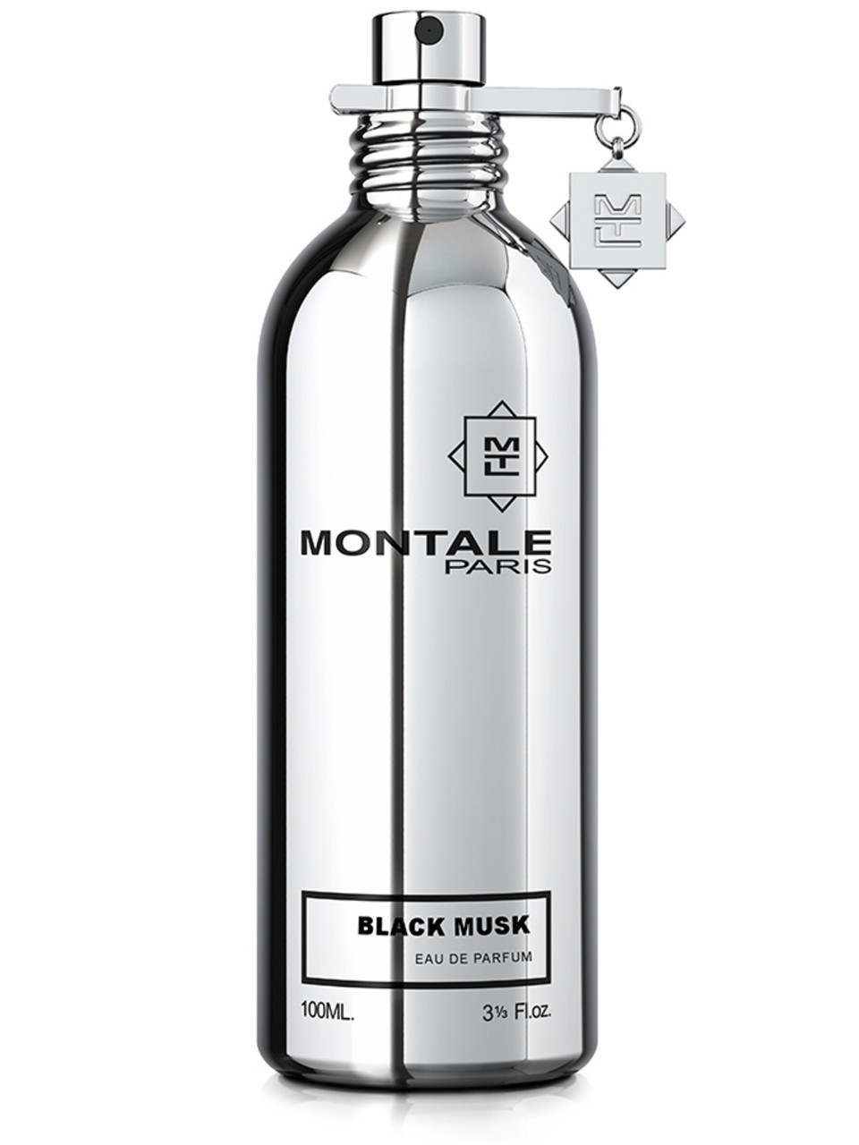 Парфюмерная вода женская (духи) Montale Black Musk 100 мл