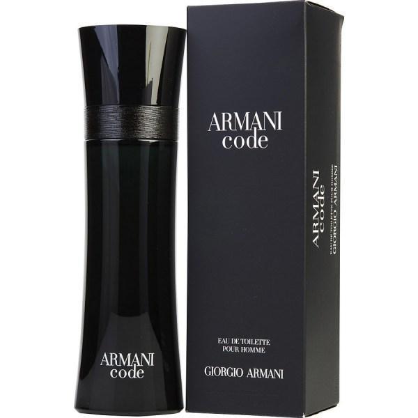 Туалетная вода мужская (духи) Giorgio Armani Code 100 мл