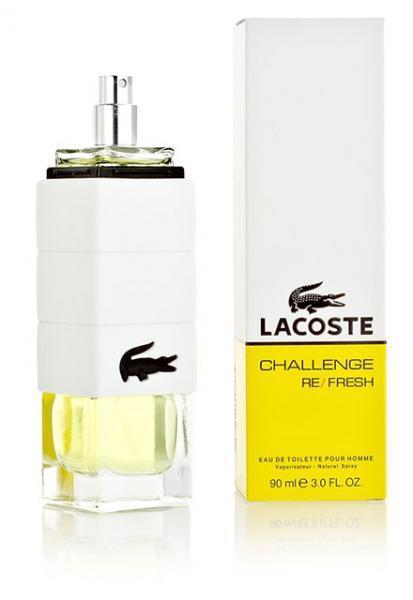 Туалетная вода мужская (духи) Lacoste Challenge ReFresh 100 мл