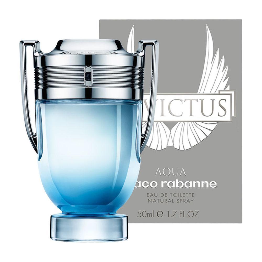 Туалетная вода мужская (духи) Paco Rabanne Invictus Aqua 100 мл