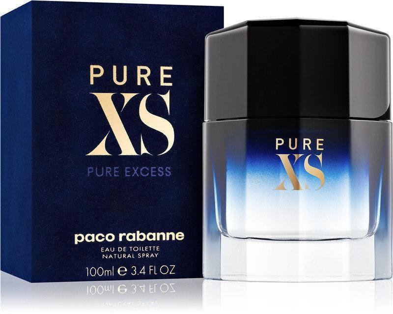 Туалетная вода мужская (духи) Paco Rabanne Pure XS 100 мл