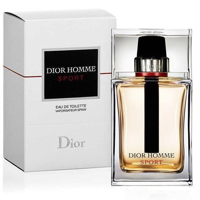 Туалетная вода мужская (духи) Christian Dior Dior Homme Sport 100 мл