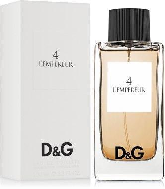 Туалетная вода мужская (духи)  Dolce&Gabbana Anthology L'Empereur 4 100 мл
