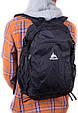 Удобный рюкзак с вентилируемой и удобной мягкой спинкой Onepolar (Ванполар) W1798-black чёрный, фото 2