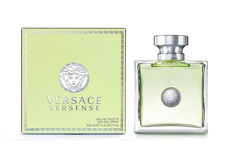 Парфюмированная вода женская (духи) Versace Versense 100 мл
