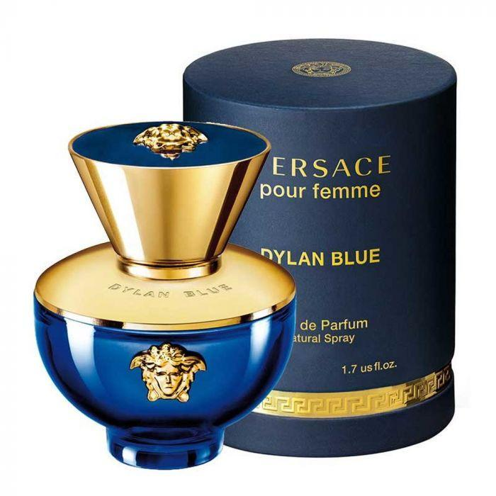 Парфюмерная вода женская (духи) Versace Dylan Blue Pour Femme 100 мл