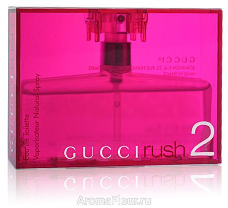 Парфюмерная вода женская (духи) Gucci Rush 2 100 мл