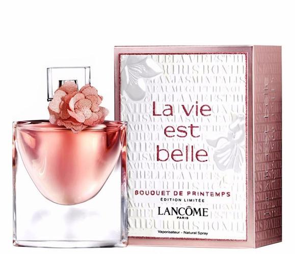 Парфюмированная вода женская (духи) Lancome La Vie Est Belle Bouquet de Printemps 100 мл