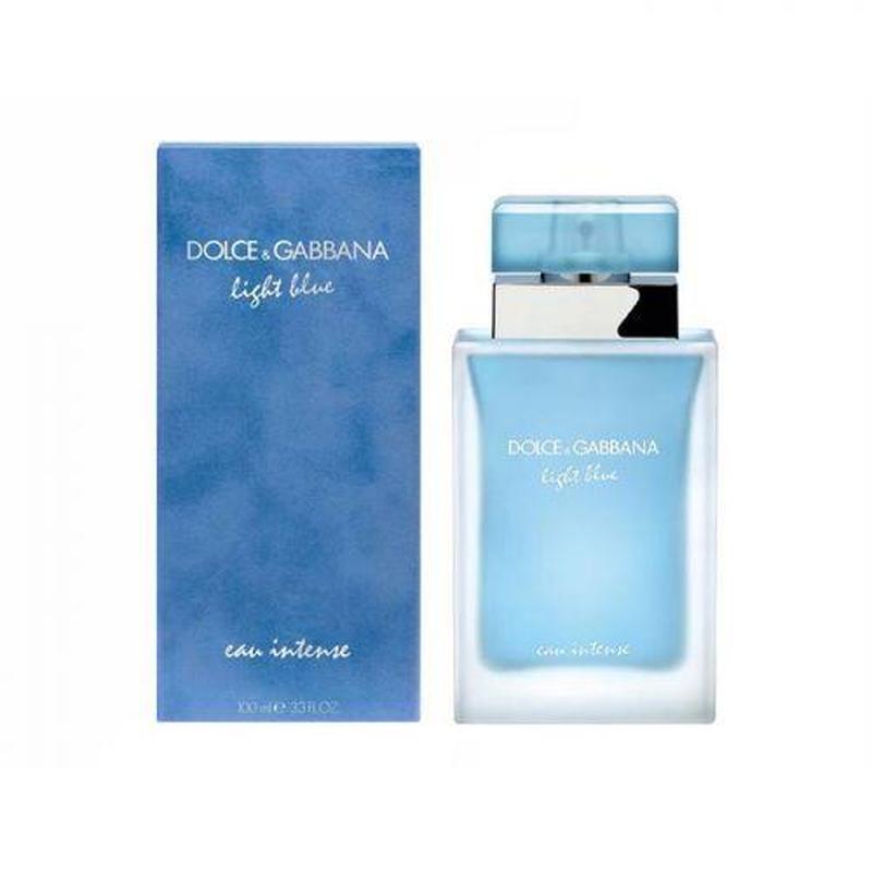 Парфюмерная вода женская (духи) Dolce&Gabbana Light Blue Eau Intense 100 мл