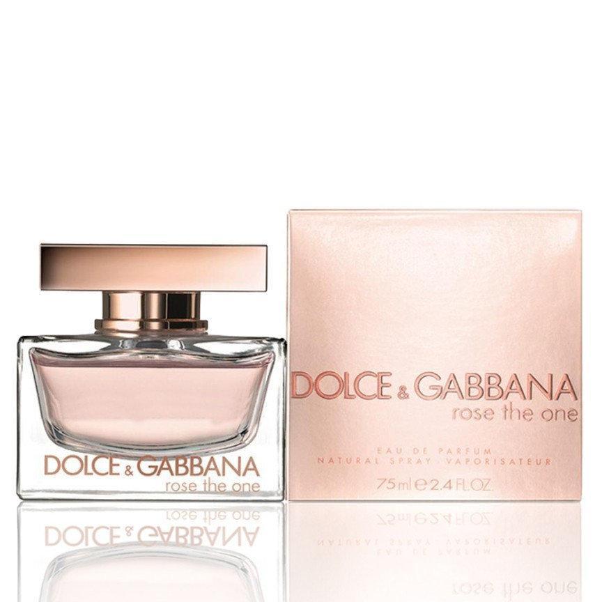 Парфюмерная вода женская (духи) Dolce&Gabbana Rose The One 100 мл