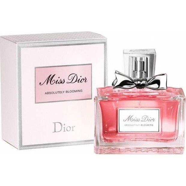Парфюмерная вода женская (духи) Christian Dior Miss Dior Absolutely Blooming 100 мл