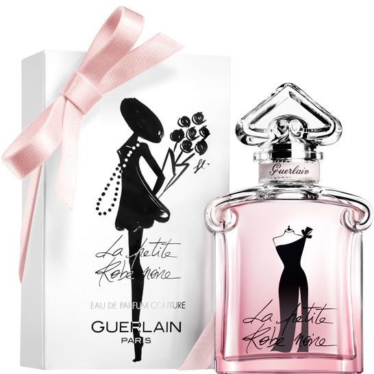 Парфюмерная вода женская (духи) Guerlain La Petite Robe Noire Couture 100 мл