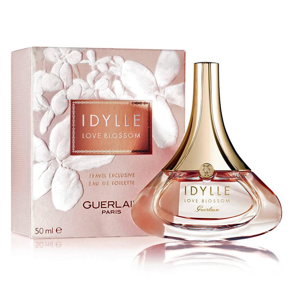 Парфюмерная вода женская (духи) Guerlain Idylle 100 мл