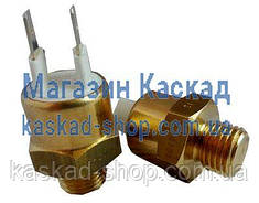 Термодатчик AKG 1053.127.00 включение вентилятора автобетоносмесителя ( 8060.017.000), фото 2