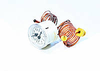 Термоманометр капиллярный D 40мм/120°С /0-4 бар /L-100 мм PAKKENS Турция