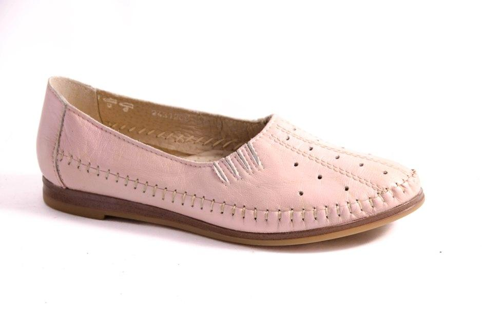 Туфли женские бежевые Romani 2431203 р.36-41