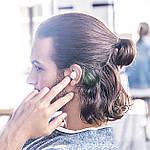 Беспроводные наушники блютуз гарнитура Wi-pods F6 белые, оригинал: улучшенная версия наушников Wi-pods А6, фото 7