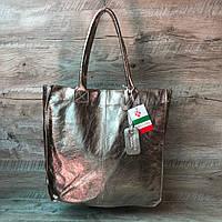 Женская стильная сумка фирмы Vera Pelle, фото 1