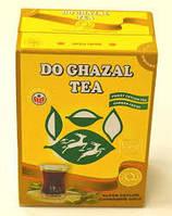 Чай черный с кардамоном, Do Ghazal Tea 500g.