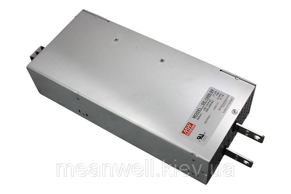 SE-1000-24 Блок питания Mean Well 1000.8 вт, 24 в, 41.7 А