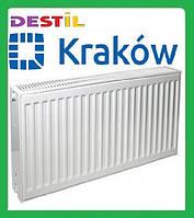 Стальной Панельный Радиатор Krakow 500x400 Боковое Подключение