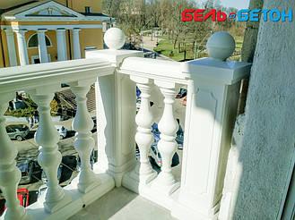 Симметричная балясина производства Бель-Бетон,
