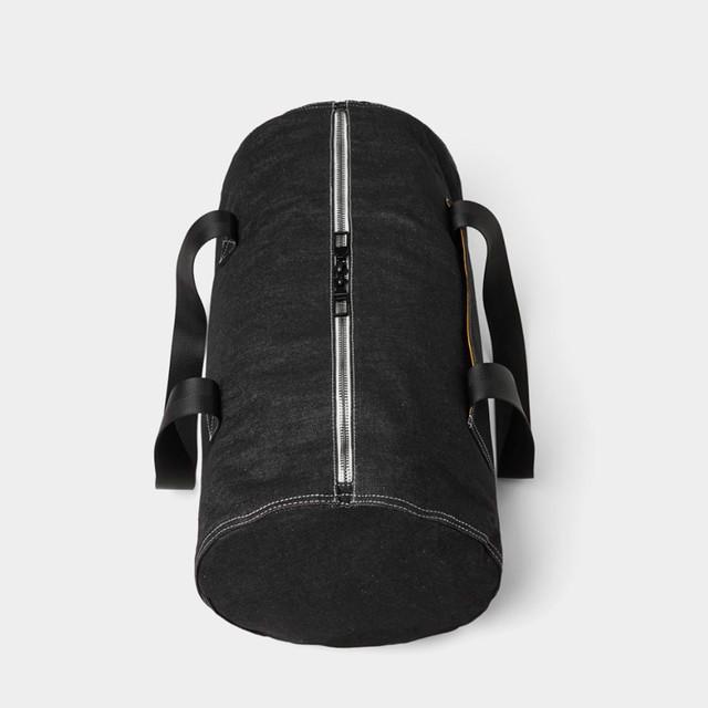 Мужская джинсовая сумка Zara