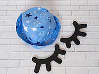 Хлопковая панамка от солнца размер 42-44 см