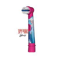 Насадка EB10 для детских зубных щеток Oral-B Stages Power (Эльза) 1шт