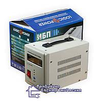 ИБП для котла отопления LogicPower LPY-PSW-500VA+ ( 350Вт, 12В ), фото 1