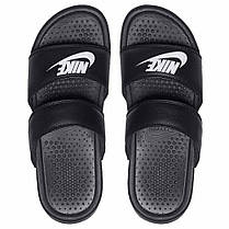 """Сланцы Nike Benassi Duo Ultra """"Черные"""", фото 3"""