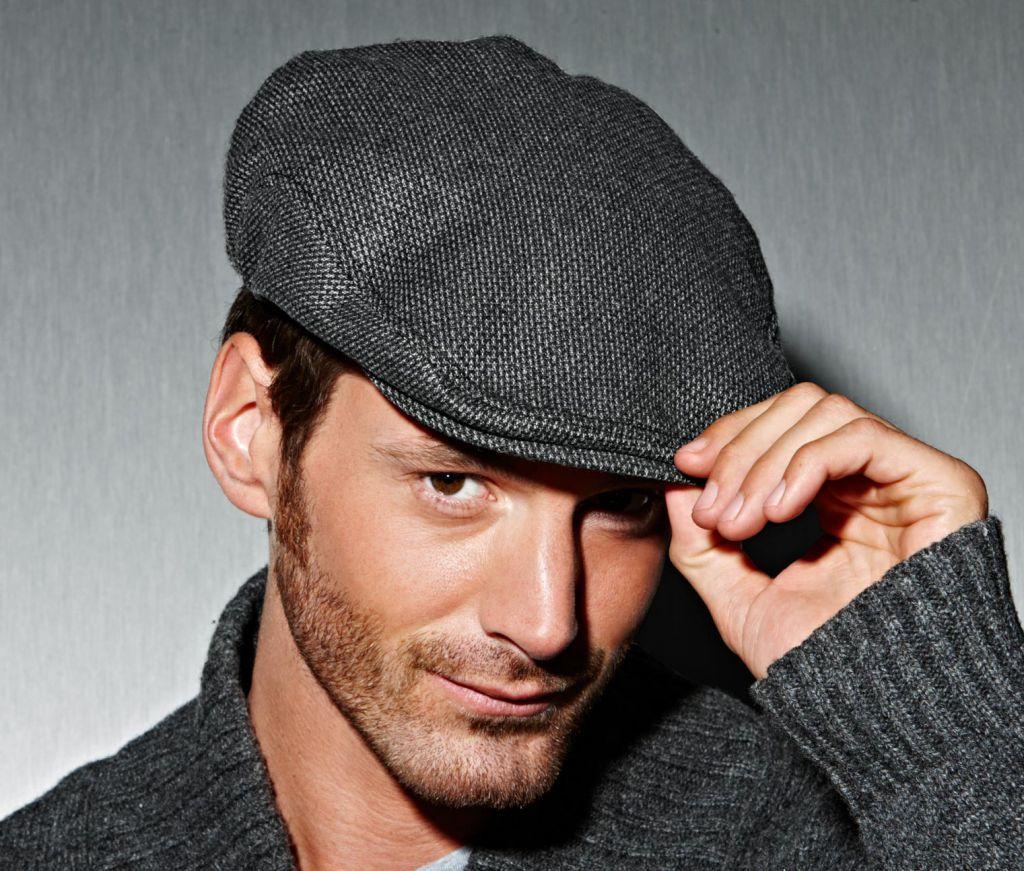Мужская теплая кепка с ушами  Тchibo   Германия