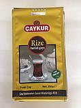 "Турецкий чай черный мелколистовой 200 гр  CAYKUR ""RIZE TURIST ÇAY"", фото 2"