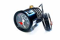 Термоманометр капиллярный D 52 мм /120°С /0-4 бар / L-100 см PAKKENS Турция