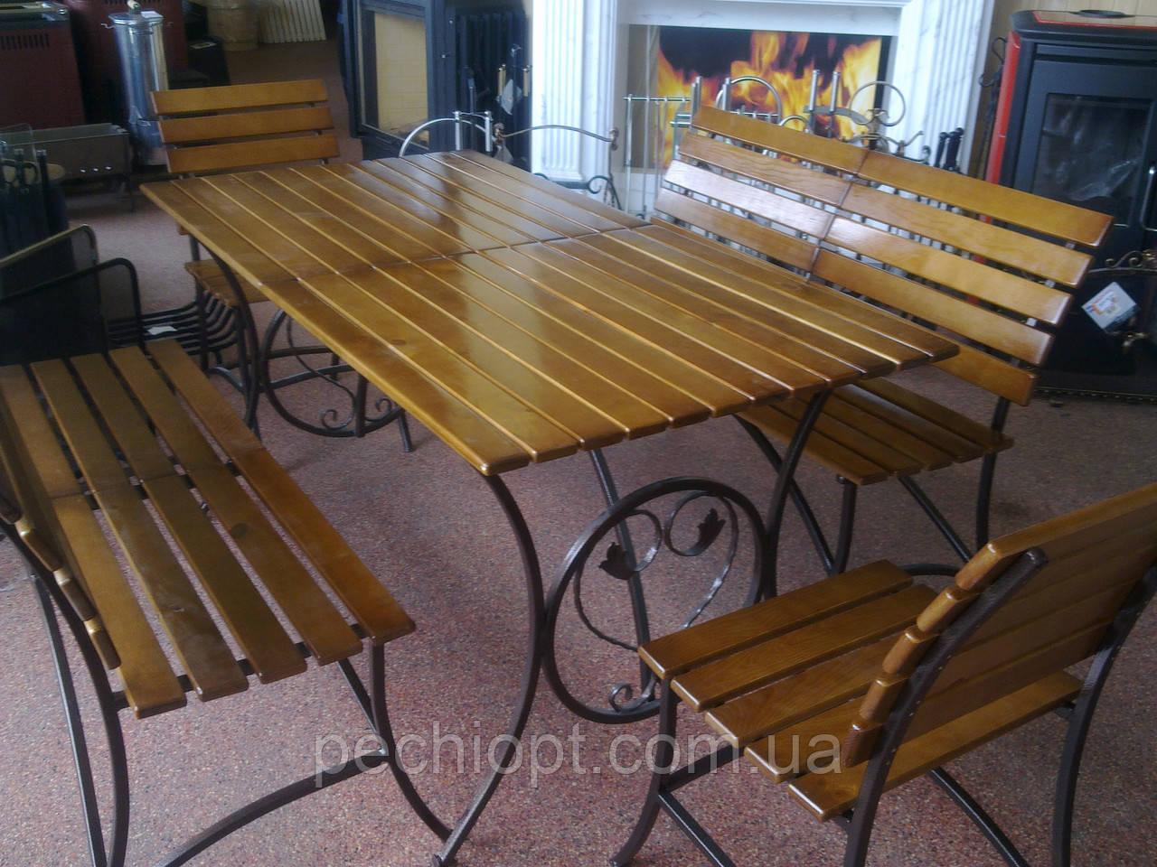 Мебель для кафе и бара - Салон «Сауны Камины Барбекю» в Киеве