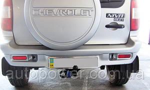 Фаркоп на ВАЗ 21236 Chevrolet Niva (2002--) без ГБО