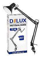 Светильник настольный DELUX TF-06_E27 черный