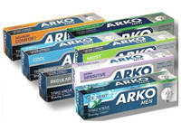 """Крем для гоління """"Arko"""" 65г"""