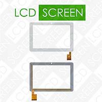 Тачскрин (touch screen, сенсорный экран) для планшетов China-Tablet PC 10,1 SANEI N10 FOR AMPE A10 TCP0187