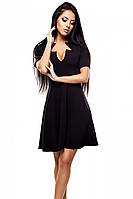 (L / 46-48) Жіноче чорне вечірнє плаття Malibu
