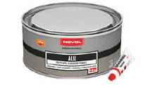 Шпатлевка Novol с алюминиевой пылью Alu 1,8 кг