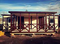 Дачный домик Дуплекс, фото 1